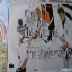 Discos de vinilo: THE SINGULAR ADVENTURES OF THE STYLE COUNCIL. GREATEST HITS VOL. 1 - POLYGRAM IBERICA 1989. Lote 174913364
