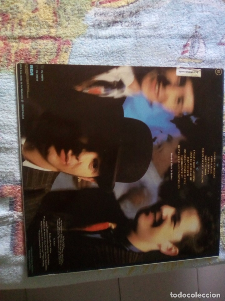 Discos de vinilo: the blow monkeys - animal logic (spain, rca records 1986) - Foto 2 - 174919014