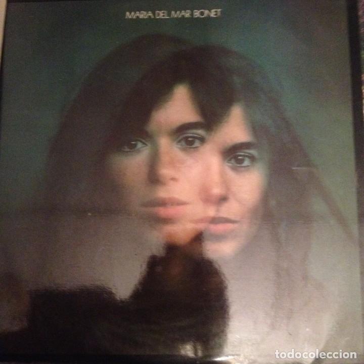 MARIA DEL MAR BONET EL SEU PRIMER LP CONCENTRIC 5717 AÑO 1970 , TONI CATANY (Música - Discos - LP Vinilo - Grupos Españoles 50 y 60)