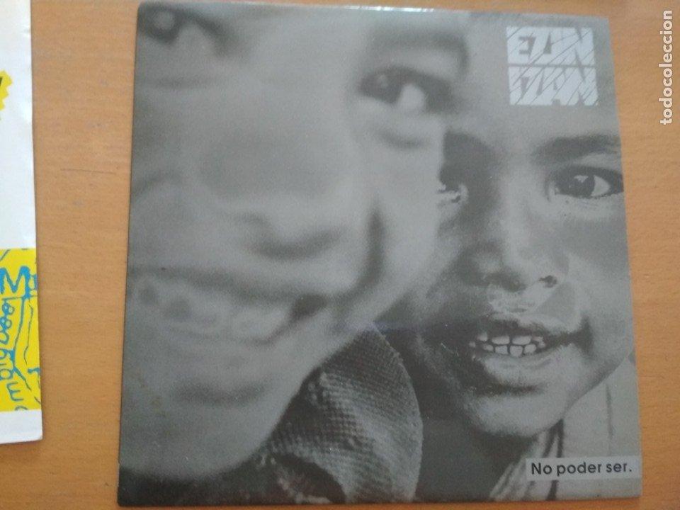 EZIN IZAN NO PODER SER SINGLE PUNK EUSKADI (Música - Discos - Singles Vinilo - Punk - Hard Core)