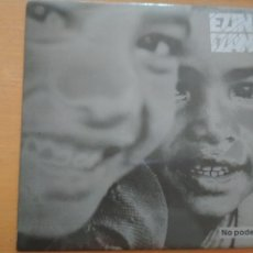 Disques de vinyle: EZIN IZAN NO PODER SER SINGLE PUNK EUSKADI. Lote 174954423
