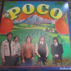 Discos de vinilo: POCO - POCO LP - ORIGINAL U.S.A. - EPIC RECORDS 1969 - YELLOW LABEL 1ER PRENSAJE ORIGINAL -. Lote 174965443
