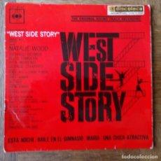 Discos de vinilo: WEST SIDE STORY - EP . Lote 174967390