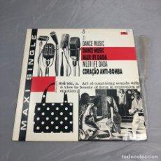 Discos de vinilo: DISCO VINILO MAXI SINGLE, DANCE MUSIC MLER IFE DADA, CORAÇAO ANTI BOMBA. Lote 174968125