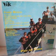 Discos de vinilo: POR LA TUNA. COSTA BRAVA. LP VINILO. VIK RCA 1968. VER FOTOGRAFIAS ADJUNTAS. Lote 174968793