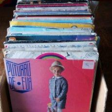 Discos de vinilo: LOTE DE 50 SINGLES DE GRUPOS ESPAÑOLES Y SOLISTAS ESPAÑOLES 70 Y 80 -. Lote 174968837