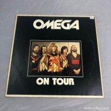 Discos de vinilo: DISCO VINILO LP, OMEGA ON TOUR, INVITATION.. Lote 174970334