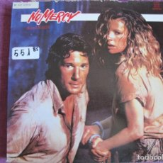 Discos de vinilo: LP - NO MERCY - MUSIC BY ALAN SILVESTRI (ENGLAND, SILVA SCREEN RECORDS 1987). Lote 174971364