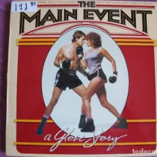 Discos de vinilo: LP - THE MAIN EVENT - BARBRA STREISAND (SPAIN, CBS 1979). Lote 174971729