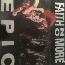 Discos de vinilo: FAITH NO MORE-EPIC MAXI 4 TEMAS. Lote 174982519