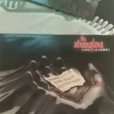 Discos de vinilo: STRANGLERS LIVE X. Lote 174982915