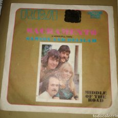 Discos de vinilo: MIDDLE OF THE ROAD - SACRAMENTO. Lote 174986013
