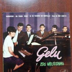 Discos de vinilo: GELU Y LOS MUSTANG- DOMINIQUE +3- EP LA VOZ DE SU AMO 1964 . Lote 174986664