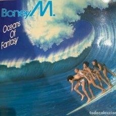 Discos de vinilo: BONEY M. – OCEANS OF FANTASY. DISCO VINILO. Lote 174993302