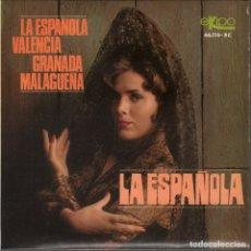 Discos de vinilo: ORQUESTA ESPAÑOLA DE BAILE / LA ESPAÑOLA / VALENCIA / GRANADA ...EP EKIPO DE 1966 RF-4091 . Lote 175003819