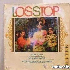 Discos de vinilo: LOS STOP - CASI NADA (EP) 1967. Lote 175006070