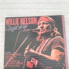 Discos de vinilo: WILLIE NELSON. Lote 175009775