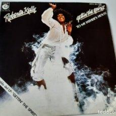 Discos de vinilo: ROBERTA KELLY- GETTIN THE SPIRIT - SPAIN- SINGLE PROMO 1978 - VINILO COMO NUEVO.. Lote 175016617