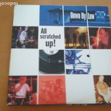 Dischi in vinile: DOWN BY LAW ALL SCRATCHED UP! 2XLPS GATEFOLD 1996 U.S.A.. Lote 175016669