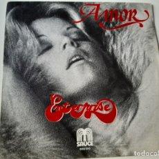 Discos de vinilo: ENTERPRISE- AMOR - SPAIN- SINGLE 1978 - VINILO COMO NUEVO.. Lote 175018880