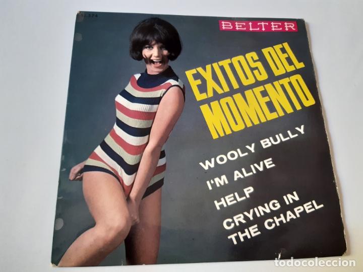 THE RAVERS- THE TOWN SPARROWS-TONY STEVEN- EXITOS DEL MOMENTO- SPAIN EP 1965. (Música - Discos de Vinilo - EPs - Pop - Rock Internacional de los 50 y 60)