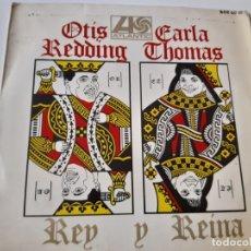 Discos de vinilo: OTIS REDDING- CARLA THOMAS- VAGABUNDO - SPAIN EP 1967.. Lote 175027625