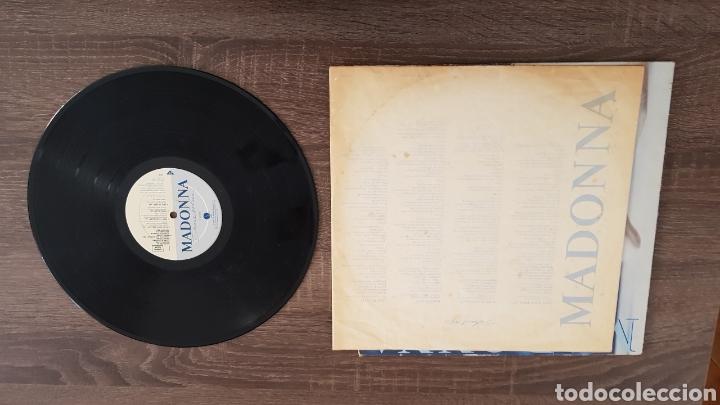 Discos de vinilo: MADONNA TRUE BLUE DISCO VINILO 1986 LP CON ENCARTE - Foto 5 - 175027988