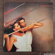 Discos de vinilo: ROXO MUSIC FLESH + BLOOD - DISCO VINILO + ENCARTE LP 1980. Lote 175028320