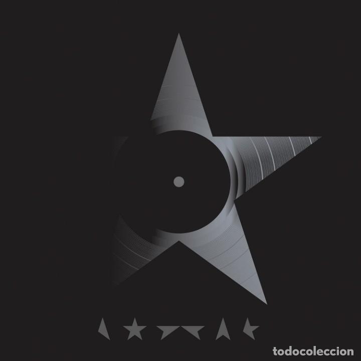 LP DAVID BOWIE BLACKSTAR VINILO (Música - Discos - LP Vinilo - Pop - Rock Extranjero de los 90 a la actualidad)