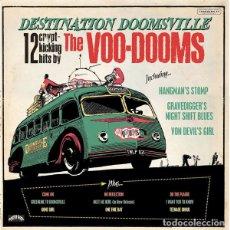 Discos de vinilo: THE VOO-DOOMS DESTINATION DOOMSVILLE LP . GARAGE THE HEADCOATS ROCK AND ROLL . Lote 175047050