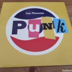 Disques de vinyle: LOS PLANETAS - PUNK EP LTD (SUBTERFUGE ORIGINAL 1996). Lote 175053872