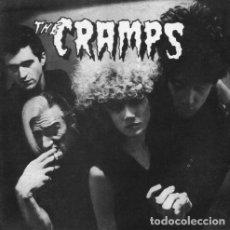 Discos de vinilo: THE CRAMPS VOODOO RYTHM LP . POISON IVY LUX INTERIOR PUNK TRASH BRYAN GREGORY. Lote 175068078