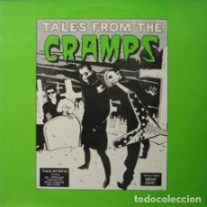 Discos de vinilo: THE CRAMPS TALES FROM THE CRAMPS VOL. 1 LP . POISON IVY LUX INTERIOR PUNK TRASH. Lote 175068172