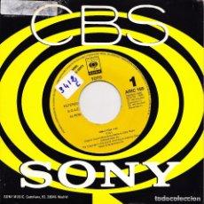 Discos de vinilo: TOTO - ONLY YOU SINGLE PROMO SIN PORTADA SPAIN 1992. Lote 175073493