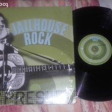 Discos de vinilo: ELVIS PRESLEY-JAILHOUSE ROCK-NUEVO. Lote 175075769