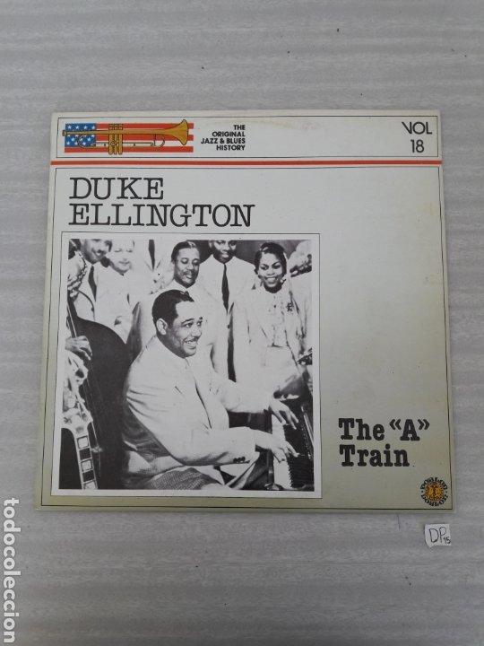 DUKE ELLINGTON (Música - Discos - LP Vinilo - Otros estilos)