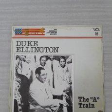 Discos de vinilo: DUKE ELLINGTON. Lote 175084249