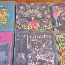 Discos de vinilo: VIÑEDOS VOLUMENES 1-6 COLECCION COMPLETA. Lote 175088633