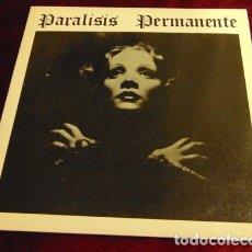 Discos de vinilo: PARALISIS PERMANENTE - NACIDOS PARA DOMINAR / SANGRE - SINGLE 1983. Lote 175105335