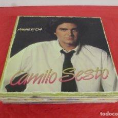 Discos de vinil: LOTE 18 LP CAMILO SESTO LUZ CASAL EL ULTIMO DE LA FILA MIGUEL RIOS CHUCK BERRY. Lote 175106485