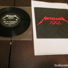 Discos de vinilo: METALLICA - XXX YEARS - SO WHAT - THROUGH THE NEVER - METALLICA.COM - LIVE 2011. Lote 175107055