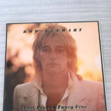 Discos de vinilo: ROD STEWART - FOOL LOSE & FANCY FREE. Lote 175110790