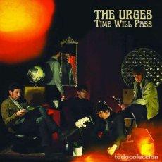 Discos de vinilo: THE URGES TIME WILL PASS LP . GARAGE PROGRESSIVE PSYCH FREAKBEAT FUZZ. Lote 175113359