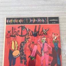 Discos de vinilo: LOS DIABLOS. Lote 175114117