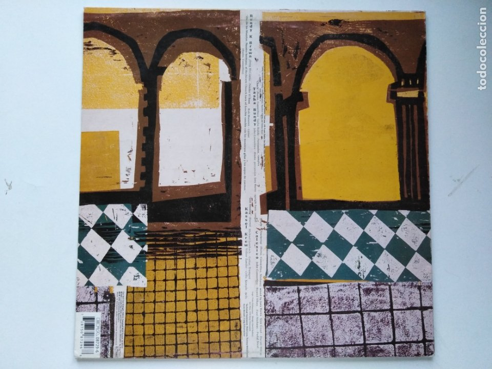 Discos de vinilo: Calexico-Descamino. Blacklight Sketches Remixes (12'' maxi. City Slang.2000) conexion Giant Sand - Foto 2 - 175117538