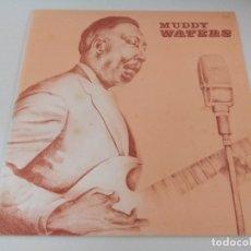 Discos de vinilo: VINILO/MUDDY WATERS.. Lote 175119335