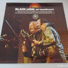 Discos de vinilo: VINILO/BLACK LION AT MONTREUX.. Lote 175120420