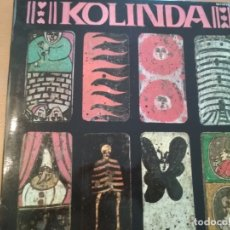 Discos de vinilo: KOLINDA LP GIMBARDA SPAIN 1979 CON LIBRETO. Lote 175122550