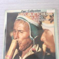 Discos de vinilo: LOS QUETCHUAS. Lote 175123179