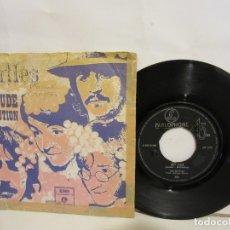 Discos de vinilo: THE BEATLES - HEY JUDE / REVOLUTION - 1968 - SINGLE - HOLANDA - VG/G. Lote 175124032